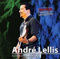 CD ANDRÉ LELLIS - AO VIVO EM GUARAPARI