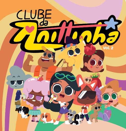 CD ANITTA - CLUBE DA ANITTINHA VOL. 2