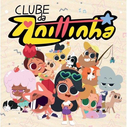 CD ANITTA - CLUBE DA ANITTINHA