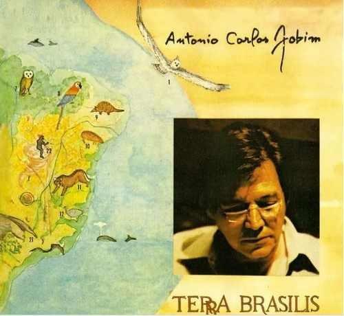 CD ANTONIO CARLOS JOBIM - TERRA BRASILIS