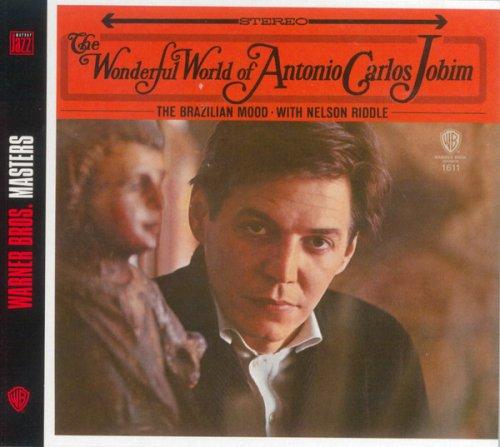 CD ANTONIO CARLOS JOBIM - THE WONDERFUL WORLD OF ANTONIO CARLOS JOBIM