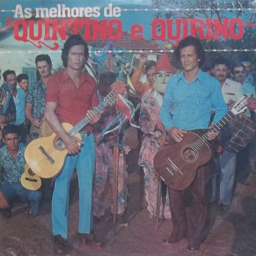 CD AS MELHORES DE QUINTINO E QUIRINO