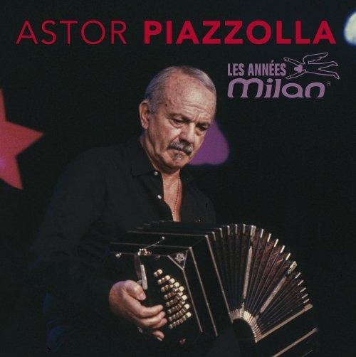 CD ASTOR PIAZZOLLA - LES ANNÉES MILAN (2 CDs)