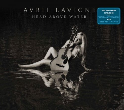 CD AVRIL LAVIGNE - HEAD ABOVE WATER