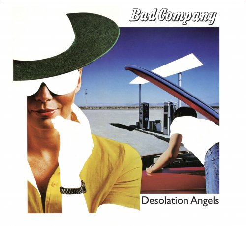 CD BAD COMPANY - DESOLATION ANGELS-40TH ANNIVERSARY - 2 CDs