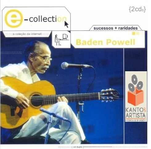 CD BADEN POWELL  - E- COLLECTION (2 CDS)