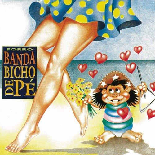 CD BANDA BICHO DE PÉ - RECORDANDO E CHAMEGANDO