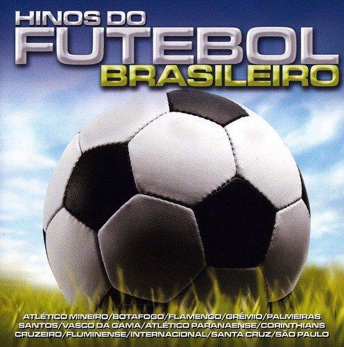 CD BANDA DO CORPO DE BOMBEIROS - HINOS DO FUTEBOL BRASILEIRO