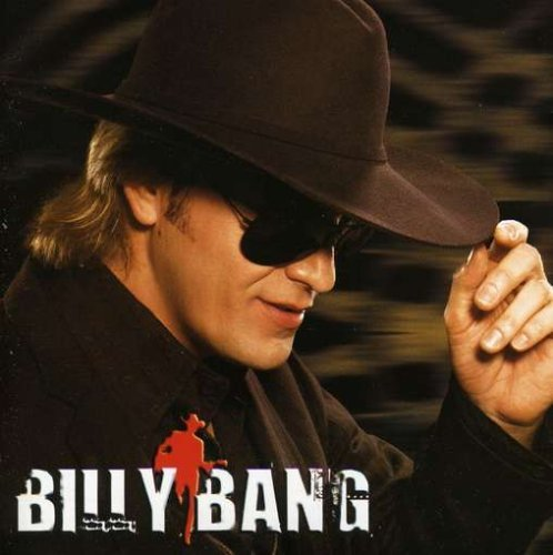 CD BILLY BANG - BILLY BANG