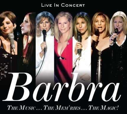 CD  BARBRA STREISAND - THE MUSIC.. THE MEM' RIES.. THE MAGIG - 2 CDs - EMBALAGEM DIGIPACK