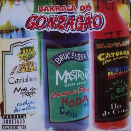 CD BARRACA DO GONZAGÃO