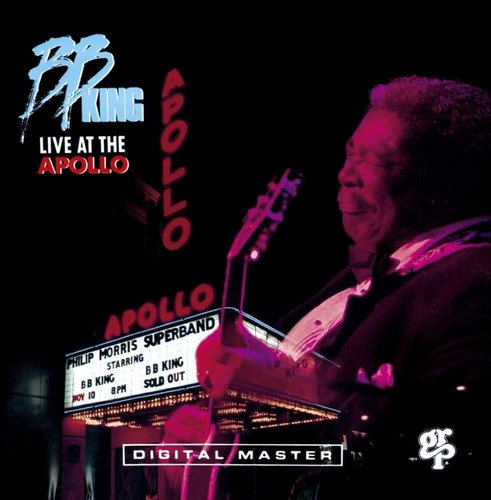 CD B.B. KING - LIVE AT THE APOLLO