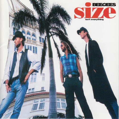 CD Bee Gees - Size Isn't Everything