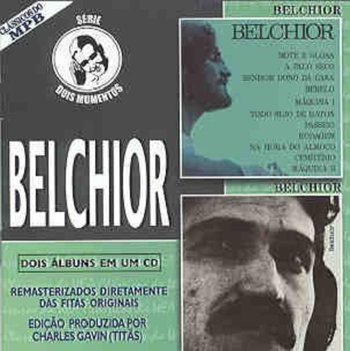 CD BELCHIOR - BELCHIOR - SERIE DOIS MOMENTOS
