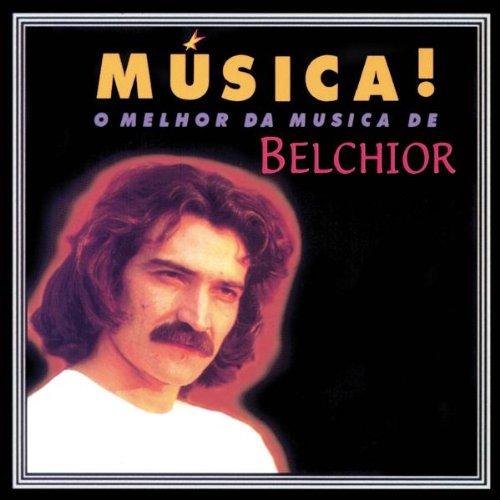 CD BELCHIOR - MÚSICA! O MELHOR DA MÚSICA DE BELCHIOR