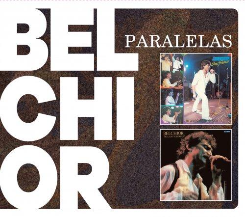 CD BELCHIOR - PARALELAS (DUPLO - 2 CDS) - PRÉ-VENDA 04/12