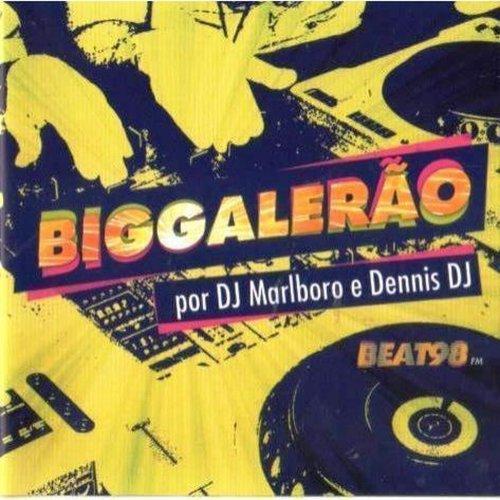CD BIG GALERÃO - DJ MARLBORO E DENNIS DJ