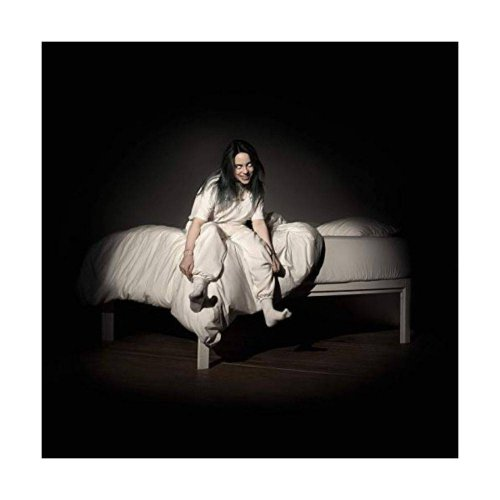 CD Billie Eilish When We All Fall Asleep, Where Do We Go?