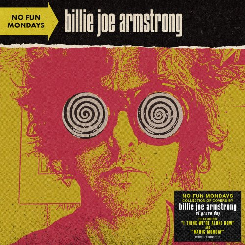 CD BILLIE JOE ARMSTRONG - NO FUN MONDAYS