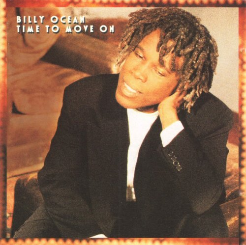CD BILLY OCEAN - TIME TO MOVE ON