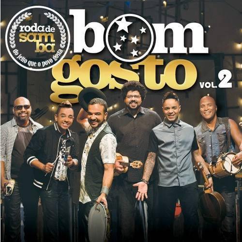 CD BOM GOSTO - RODA DE SAMBA DO BOM GOSTO