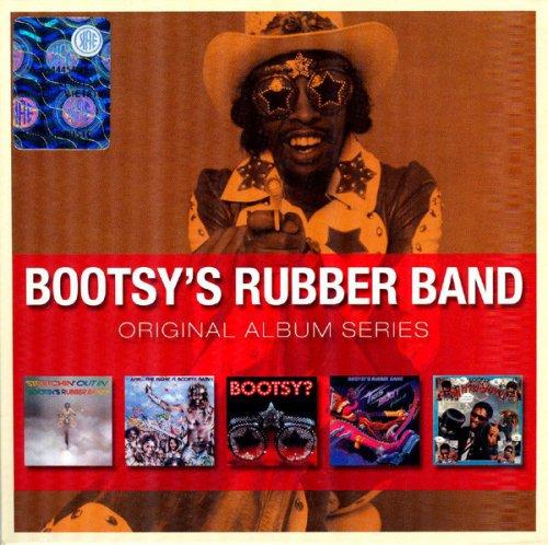CD BOOTSY COLLINS - ORIGINAL ALBUM SERIES (5 CDs)