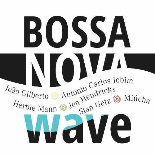 Cd Bossa Nova Wave - Original Lacrado