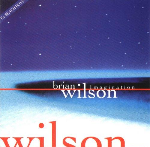 CD BRIAN WILSON - IMAGINATION (1998)