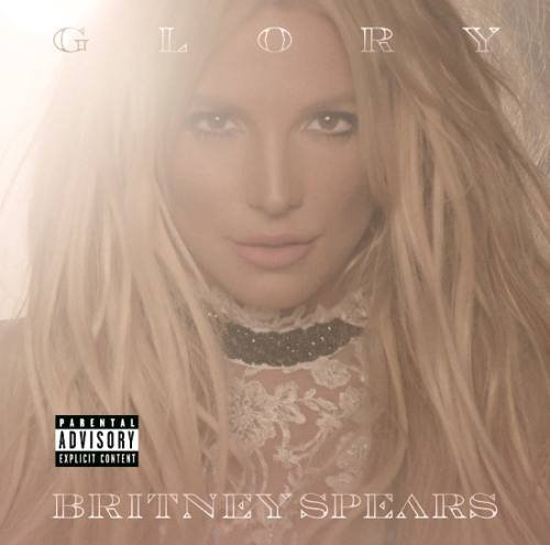 Cd Britney Spears -glory- Deluxe Version - Original Lacrado