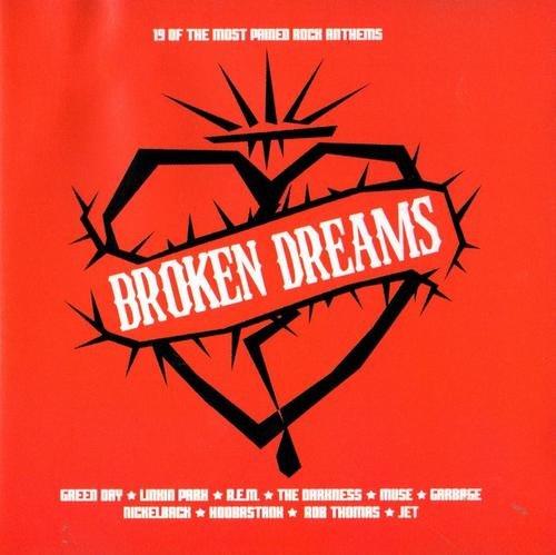 CD BROKEN DREAMS I