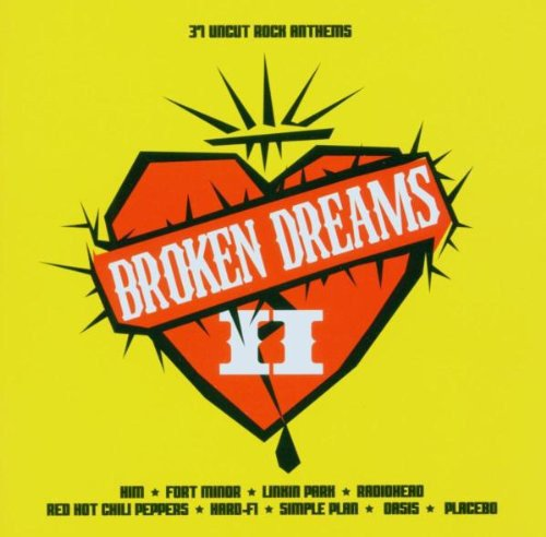 CD BROKEN DREAMS II