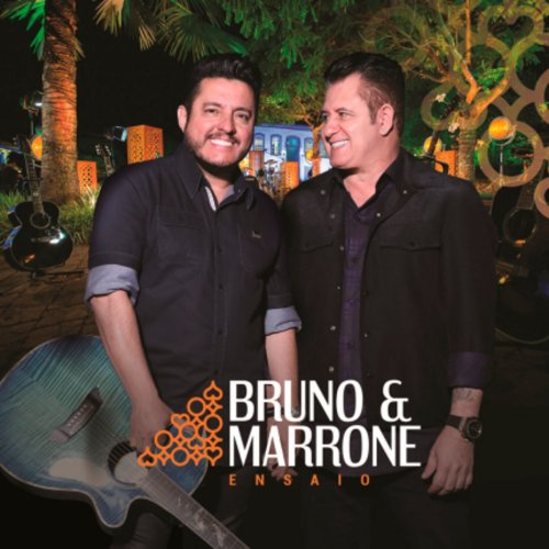 CD BRUNO & MARRONE - ENSAIO