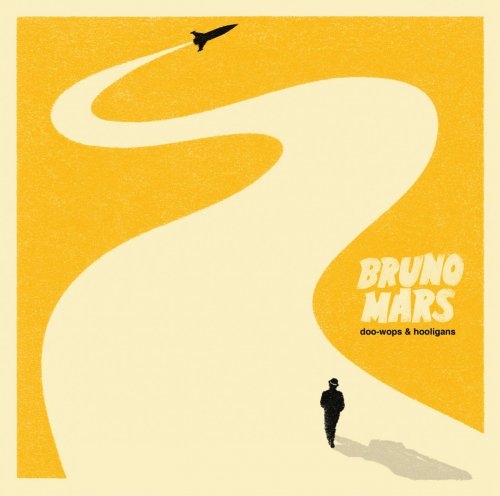 CD BRUNO MARS -  DOO-WOPS & HOOLIGANS