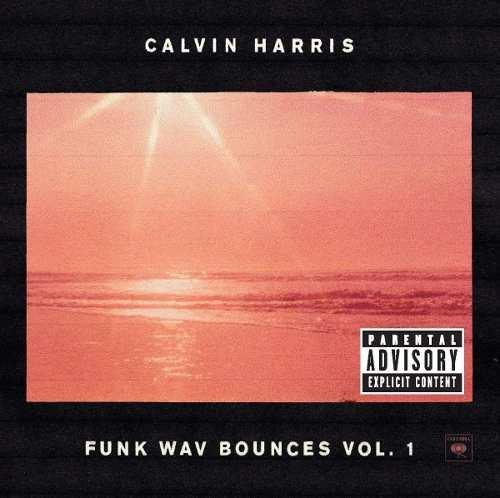 CD CALVIN HARRIS - FUNK WAV BOUNCES VOL.1
