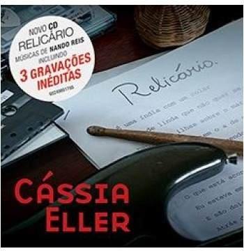 Cd Cássia Eller - Relicário Original / Lacrado