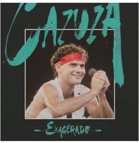 CD CAZUZA - EXAGERADO