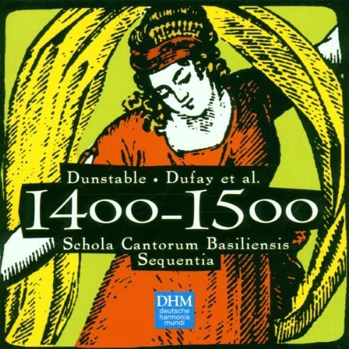 CD CENTURY CLASSICS II - THE YEARS 1400-1500 DUNSTABLE, DUFAY ET AL