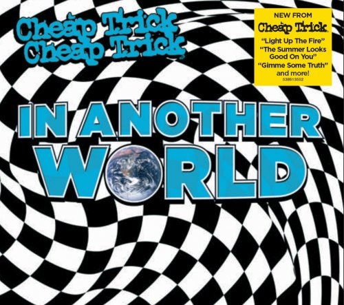CD CHEAP TRICK - IN ANOTHER WORD
