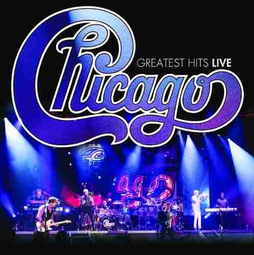 Cd Chicago Greatest Hits Live
