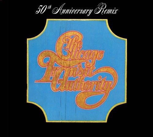 CD CHICAGO -  TRANSIT AUTHORITY - 50TH ANNIVERSARY REMIX