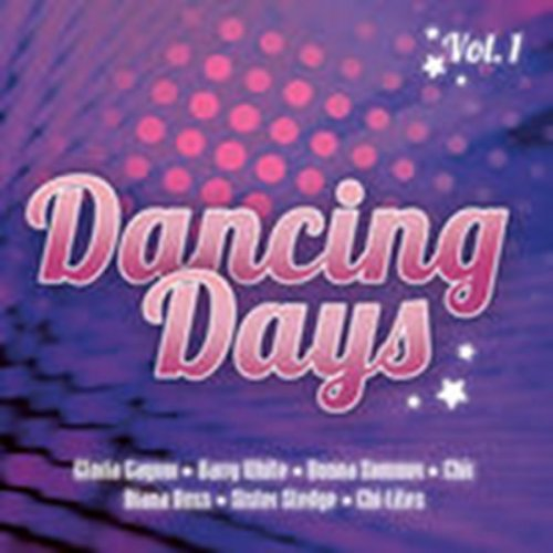 CD DANCING DAYS - INTERNACIONAL VOL. 1 (TRILHA SONORA DE NOVELAS)