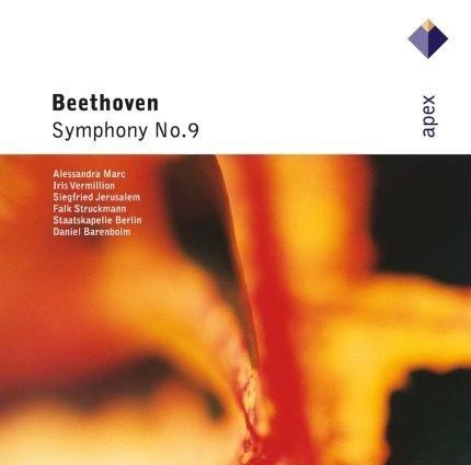 CD DANIEL BARENBOIM - BEETHOVEN SYMPHONY  Nº 9 CHORAL