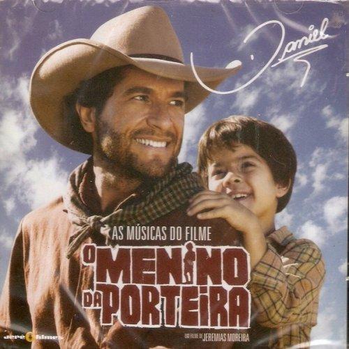 CD DANIEL - O MENINO DA PORTEIRA
