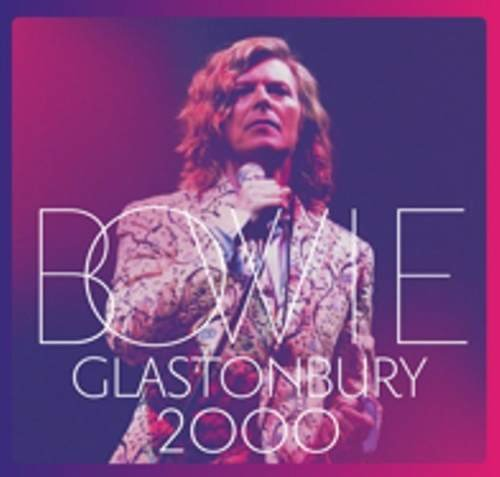 CD DAVID BOWIE - GLASTONBURY 2000 (DUPLO - 2 CDS)