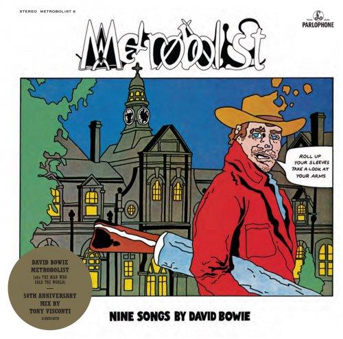 CD DAVID BOWIE - METROBOLIST (AKA THE MAN WHO SOLD THE WORLD)