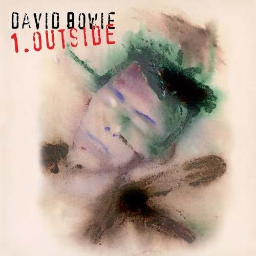 CD David Bowie - Outside