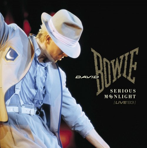 CD DAVID BOWIE - SERIOUS MOONLIGHT LIVE (2 CDS) - REMASTER