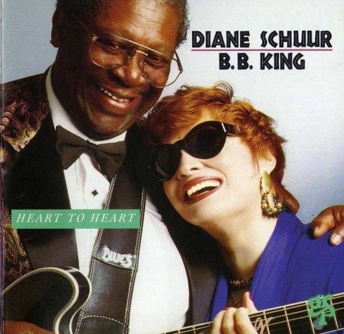 CD DIANE SCHURR & B.B. KING - HEART TO HEART