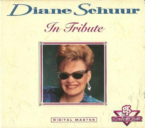 CD DIANE SCHUUR - IN TRIBUTE