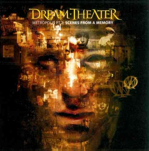 CD DREAM THEATER - METROPOLIS PART 2:  SCENES FROM A MEMORY